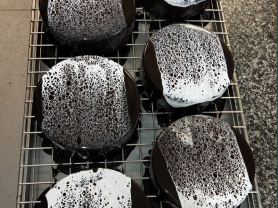 $5 Off Small Chocolate Ganache Cakes