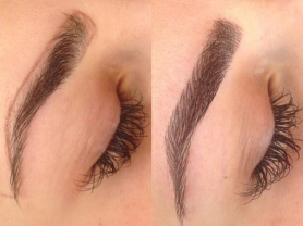 Brow Shape With Henna Colour, Now $50!, 101 Darely Beauty Collective, Mona Vale