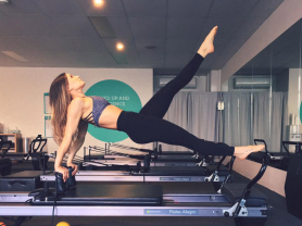 Try KX Pilates Absolutely FREE!