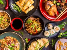 9 Course Banquet  Feast For 4, Only $76!, Jumbo Restaurant, Think Local Deals