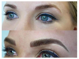 50% Off Long-Lasting Perfect Eyebrows, SkinFit Therapy, Think local Deals
