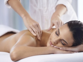 45 Minute Massage & Hot Stone Only $55, Aki's Thai Massage, Think Local Deal