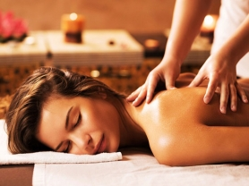 30 Min Pamper: Facial or Massage $30, Think Local Deal, Touch of Heaven
